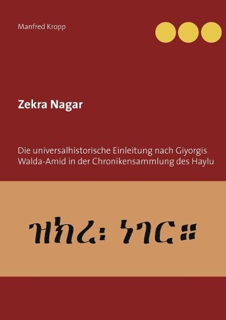 Zekra Nagar als Buch