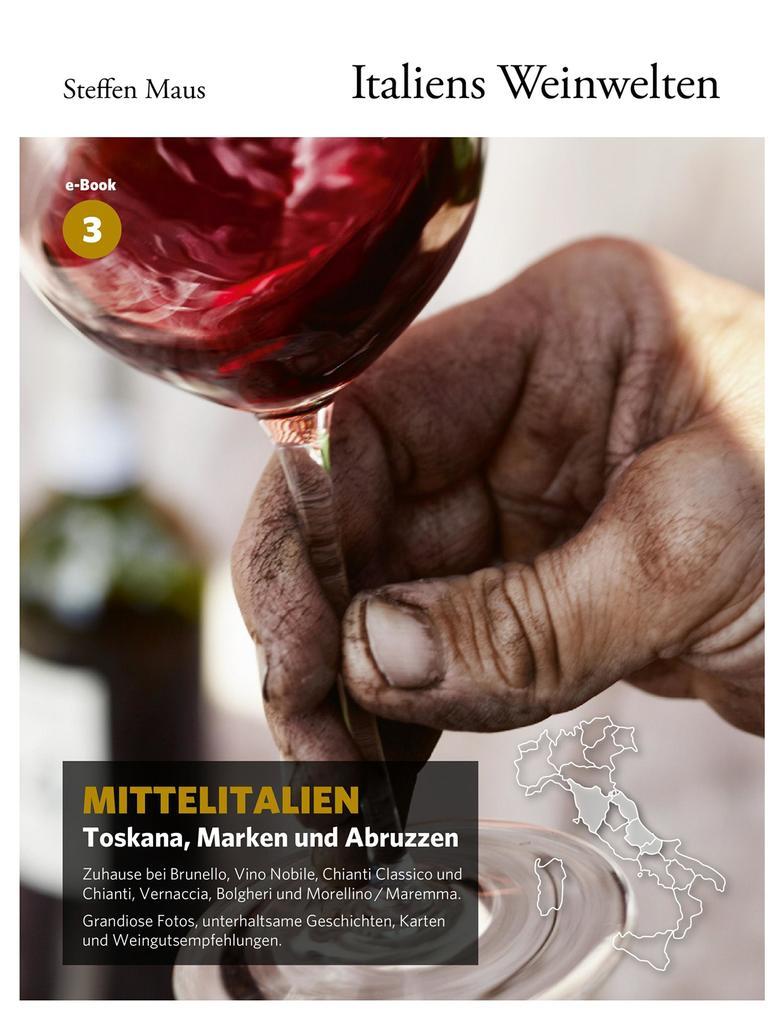Italiens Weinwelten - Teil 3 als eBook