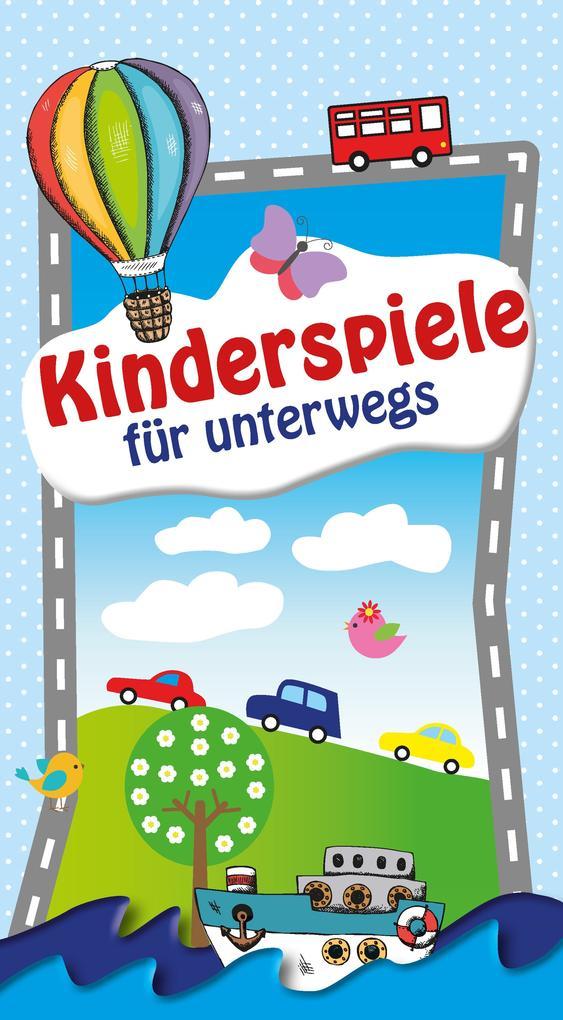 Kinderspiele für unterwegs als eBook