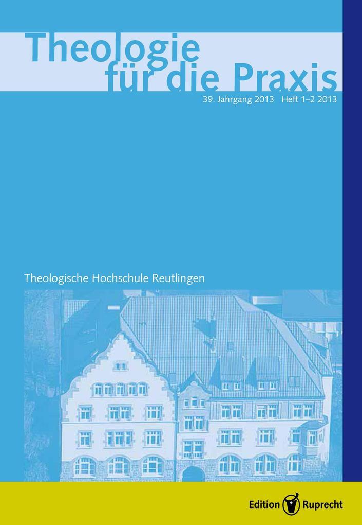 Theologie für die Praxis 1-2/2013 als eBook