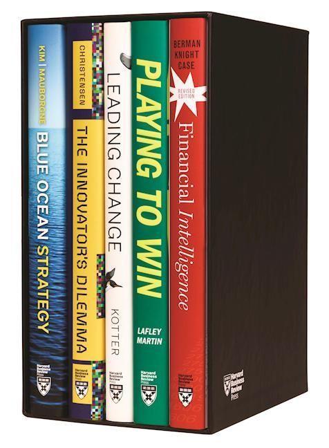 Harvard Business Review Leadership & Strategy Boxed Set (5 Books) als Buch von John P. Kotter, Clayton M. Christensen