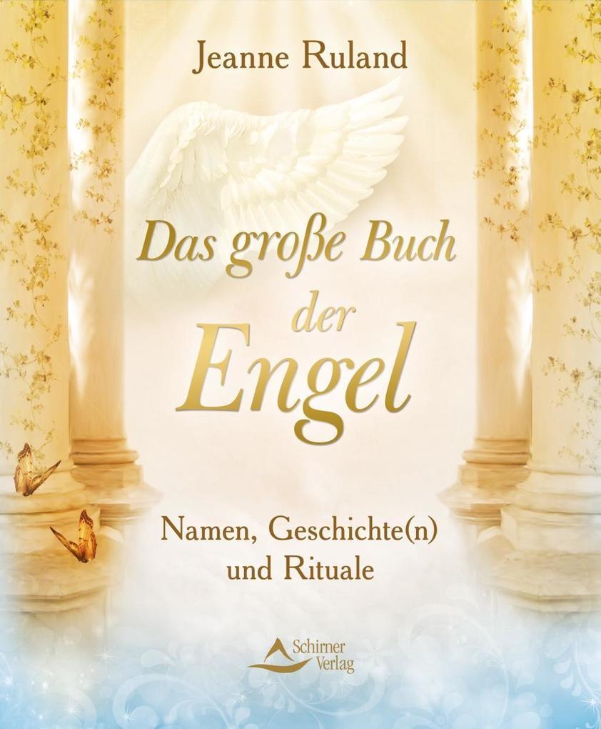Das große Buch der Engel als eBook