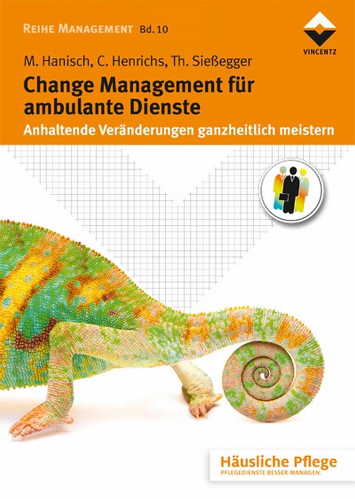 Change Management für ambulante Dienste als eBook