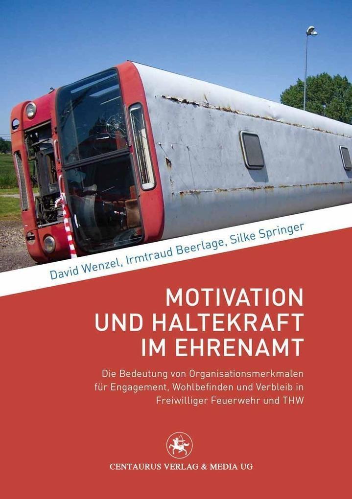 Motivation und Haltekraft im Ehrenamt als eBook