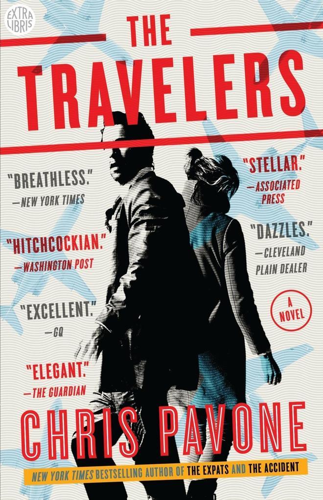 The Travelers als eBook von Chris Pavone