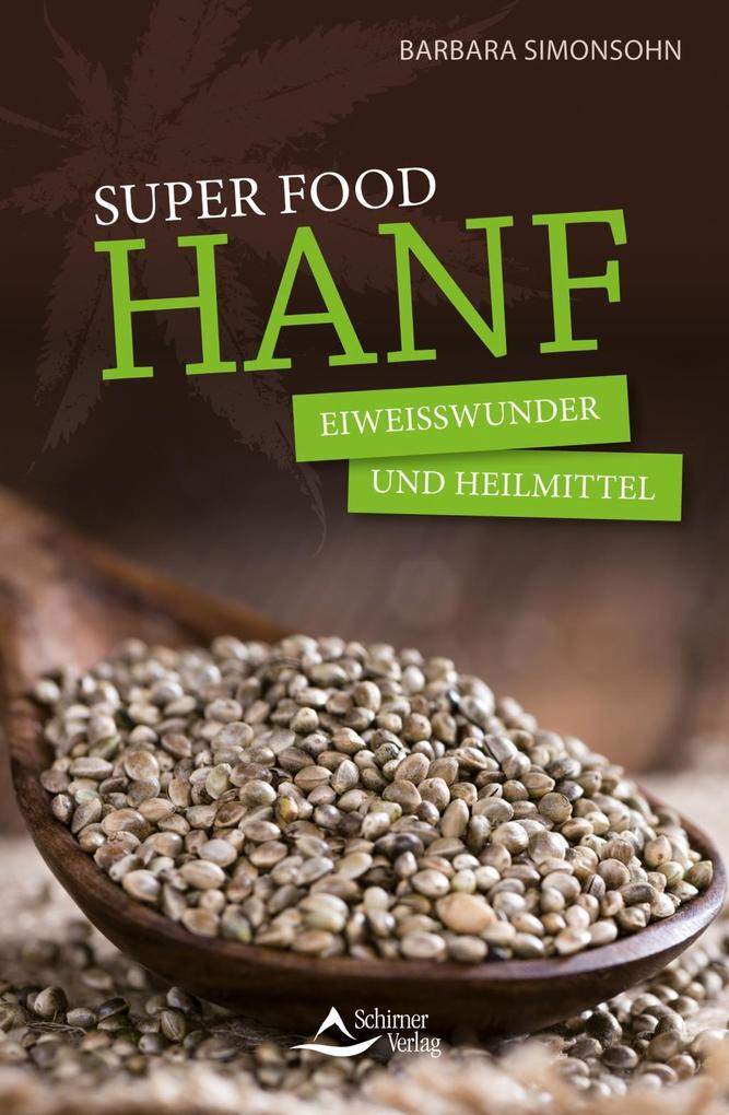 Super Food HANF als eBook