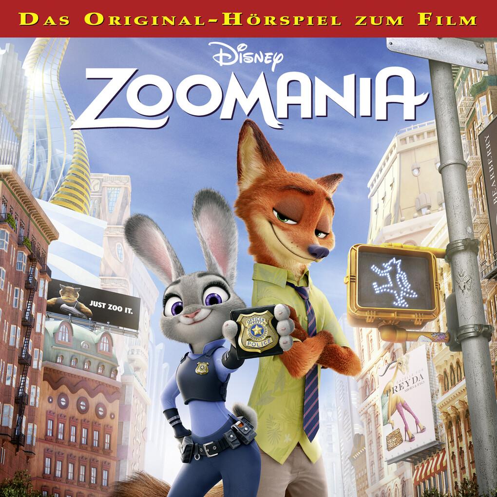 Disney - Zoomania als Hörbuch Download