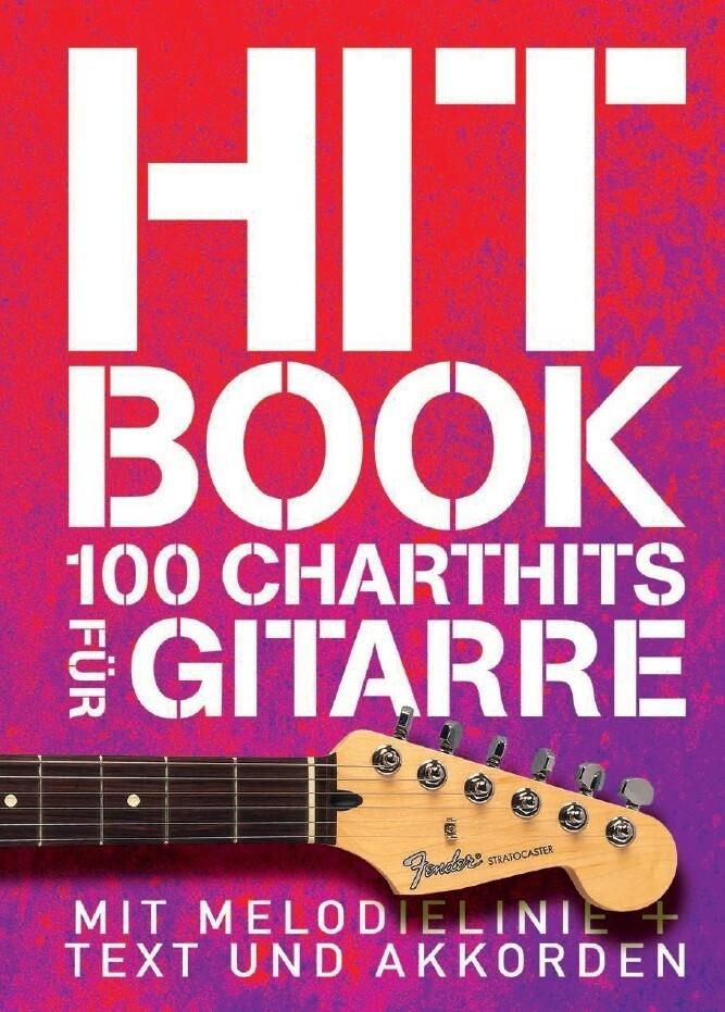 Hitbook - 100 Charthits für Gitarre als Buch von