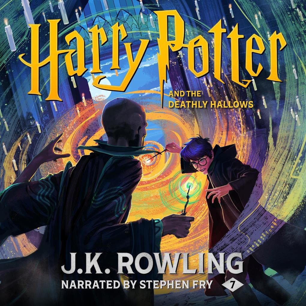 Harry Potter and the Deathly Hallows als Hörbuch Download