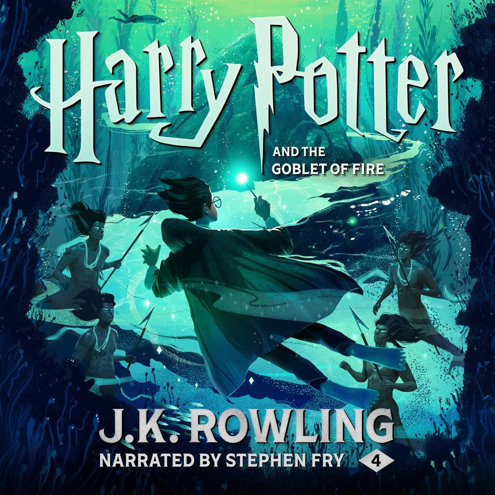 Harry Potter and the Goblet of Fire als Hörbuch Download