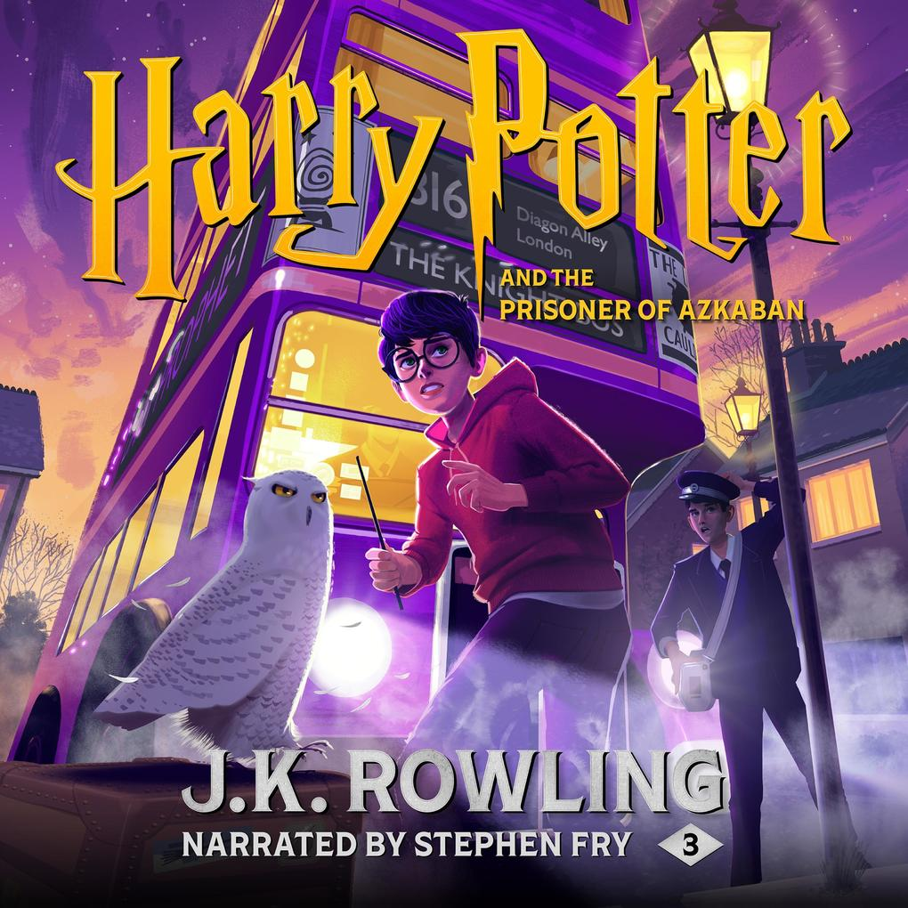 Harry Potter and the Prisoner of Azkaban als Hörbuch Download