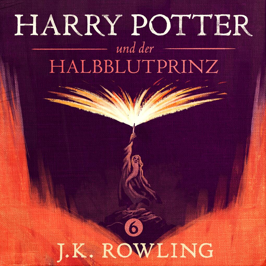 Harry Potter und der Halbblutprinz als Hörbuch Download