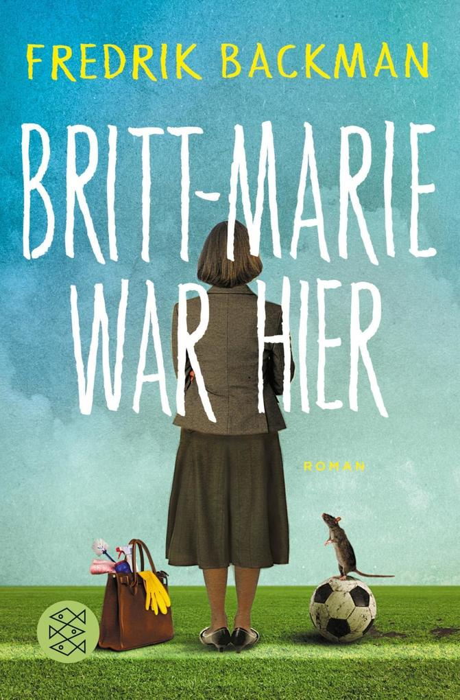 Britt-Marie war hier als eBook