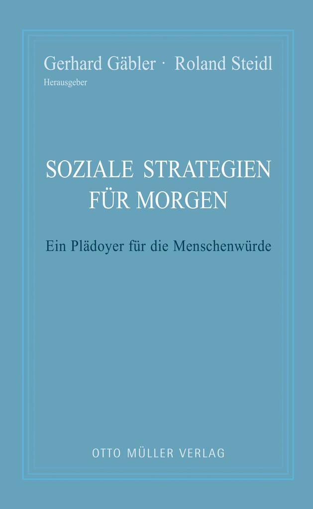 Soziale Strategien für morgen als eBook