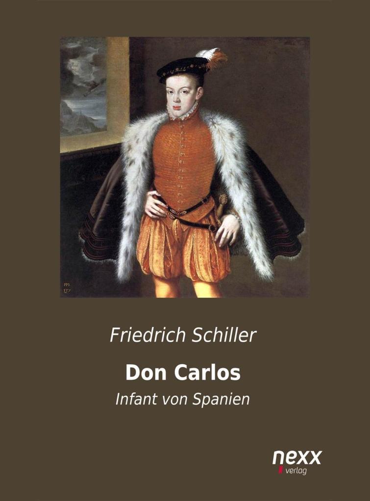 Don Carlos, Infant von Spanien als eBook