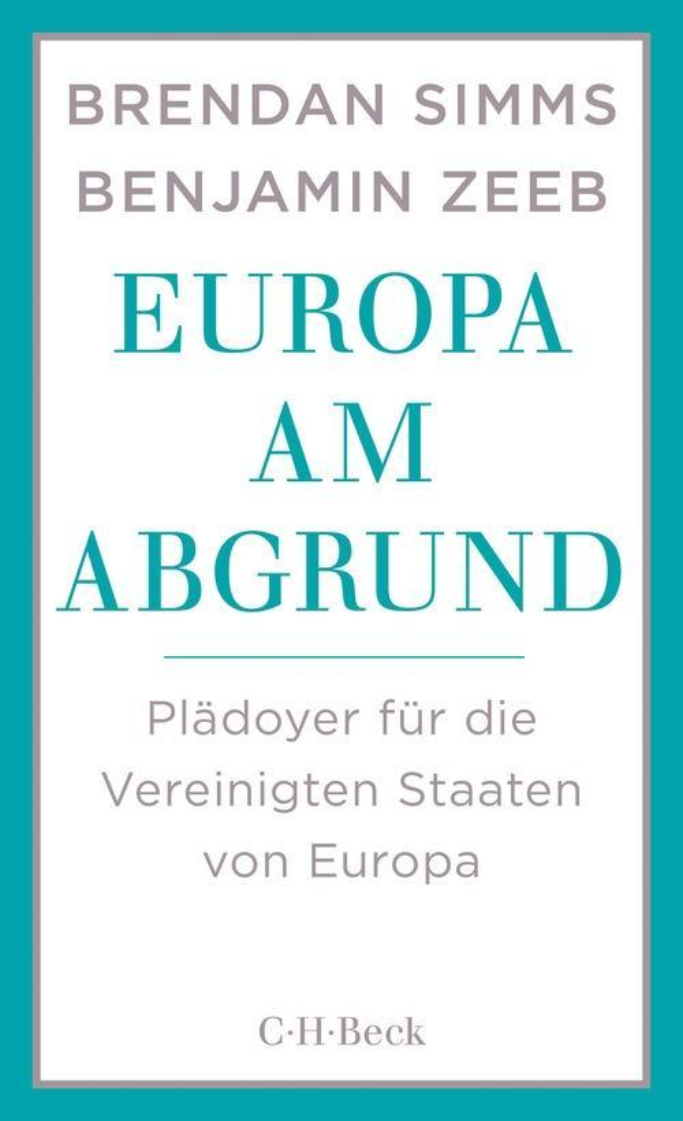 Europa am Abgrund als eBook