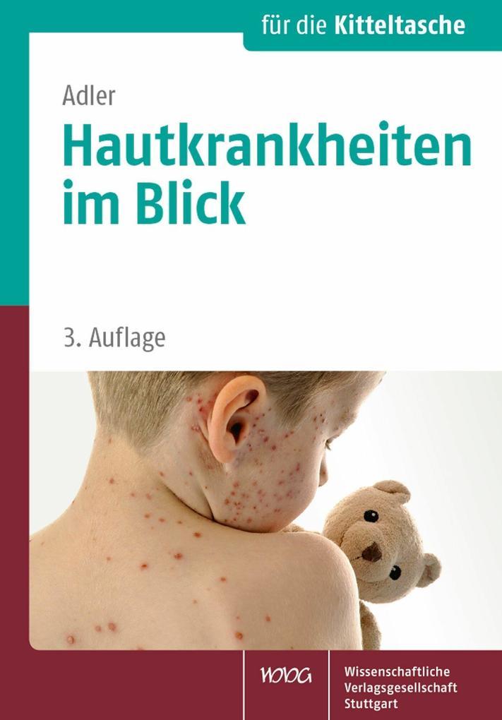 Hautkrankheiten im Blick als eBook