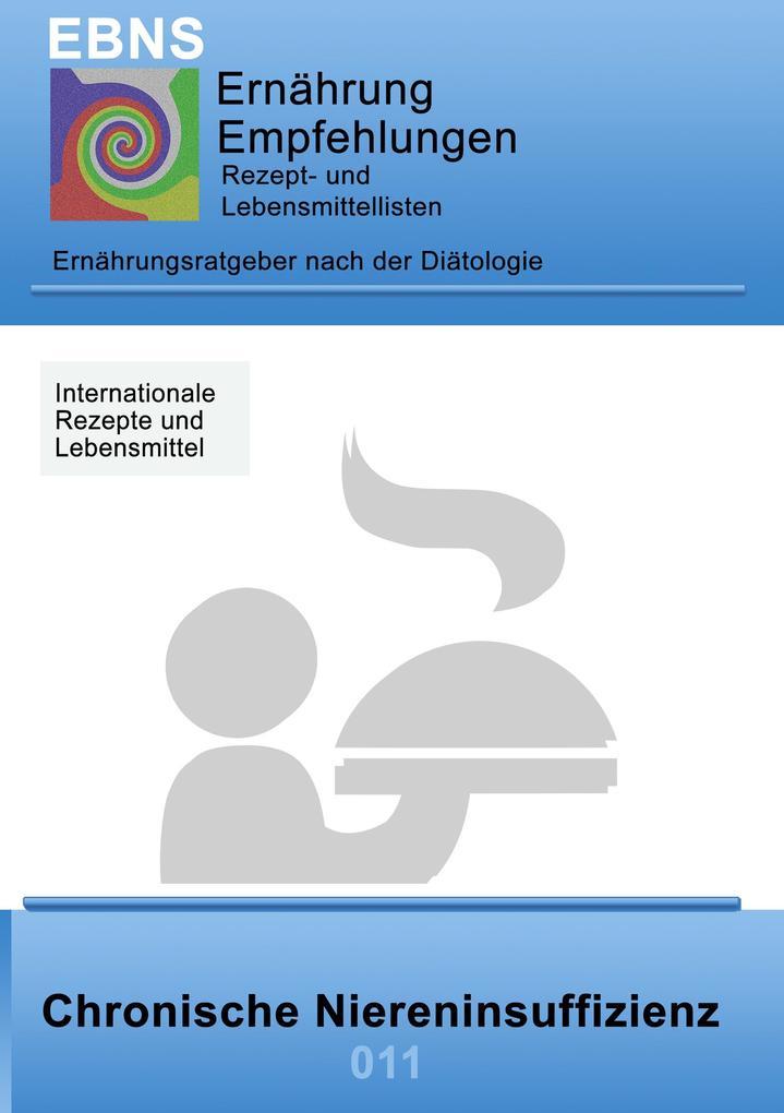 Ernährung bei chronischer Niereninsuffizienz als Buch (gebunden)