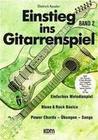 Einstieg ins Gitarrenspiel 2