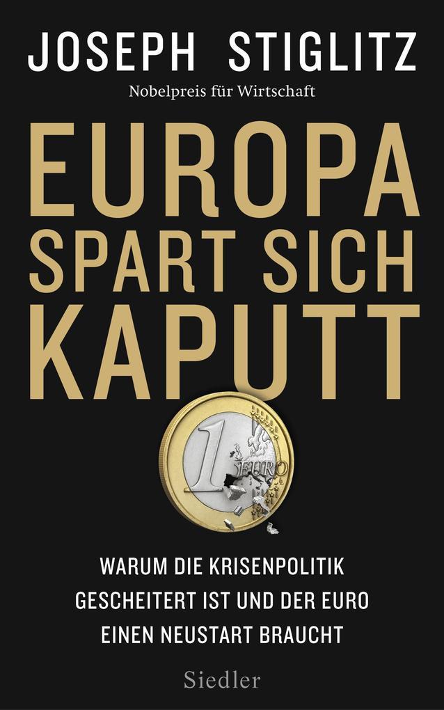 Europa spart sich kaputt als eBook