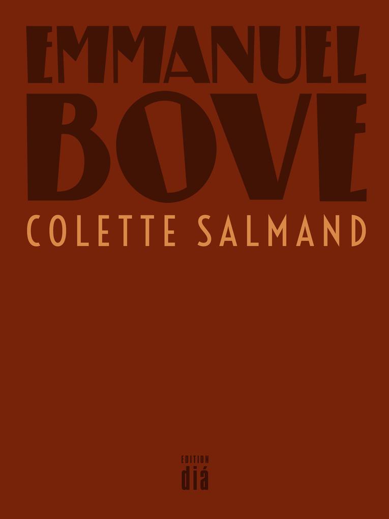 Colette Salmand als eBook
