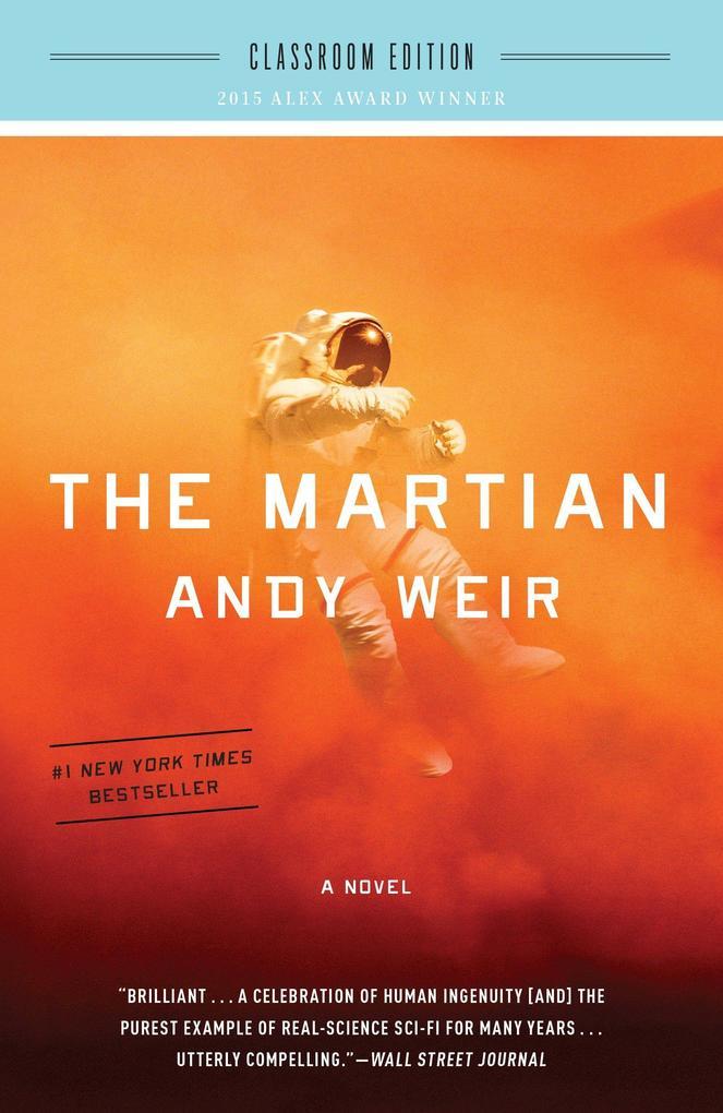 The Martian als Taschenbuch