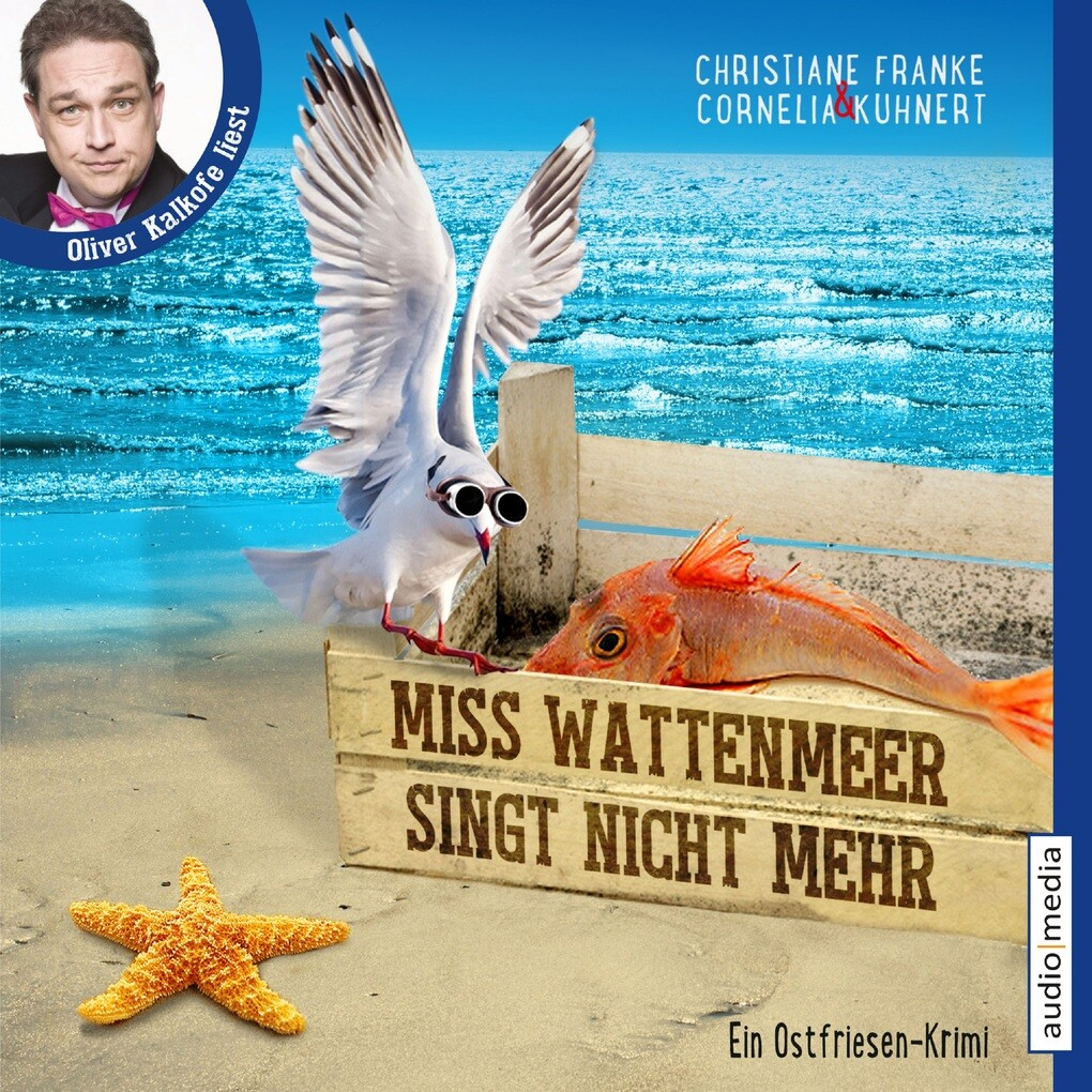 Miss Wattenmeer singt nicht mehr als Hörbuch Download