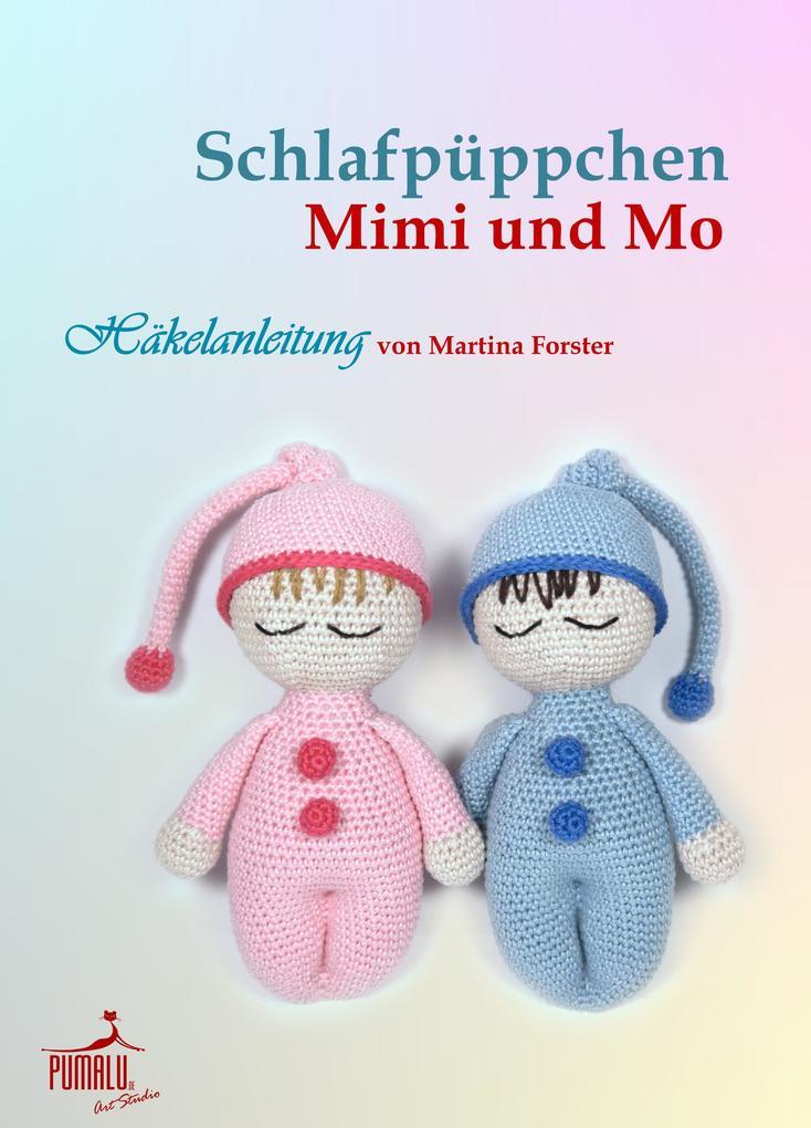 Schlafpüppchen Mimi und Mo als eBook