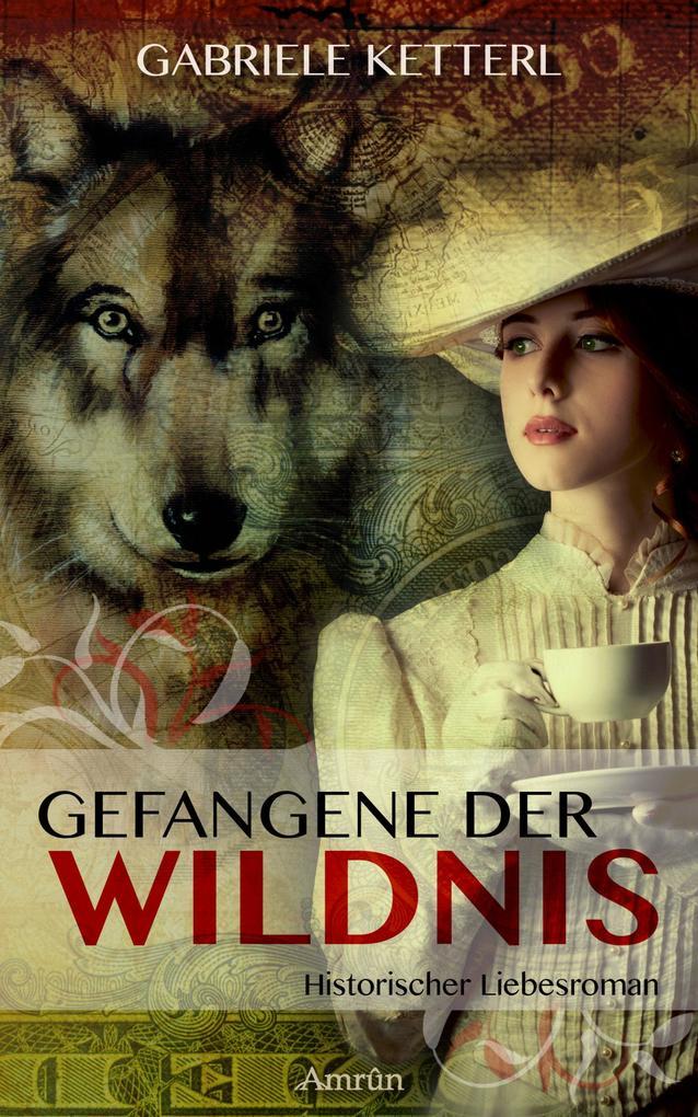 Gefangene der Wildnis (Band 1) als eBook