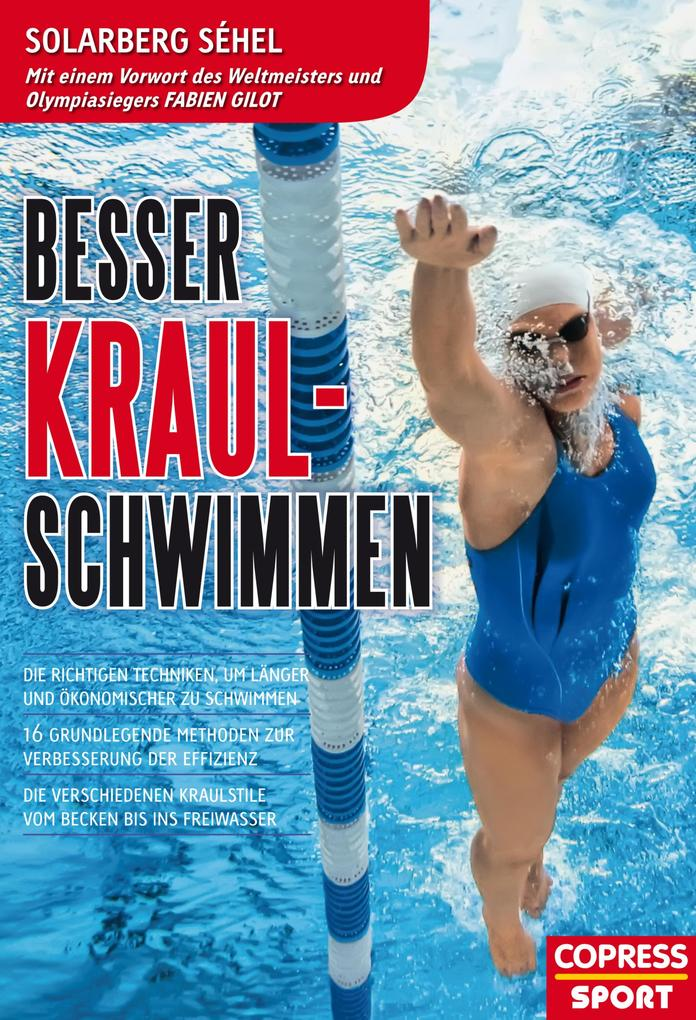 Besser Kraul-Schwimmen als eBook