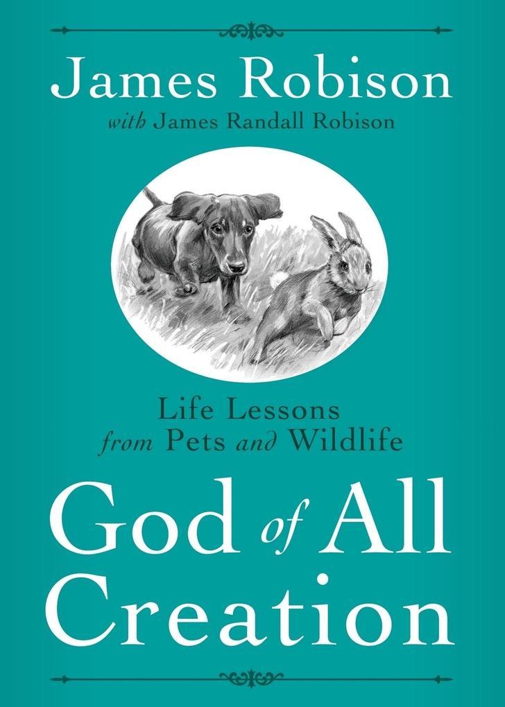 God of All Creation als Taschenbuch von James R...