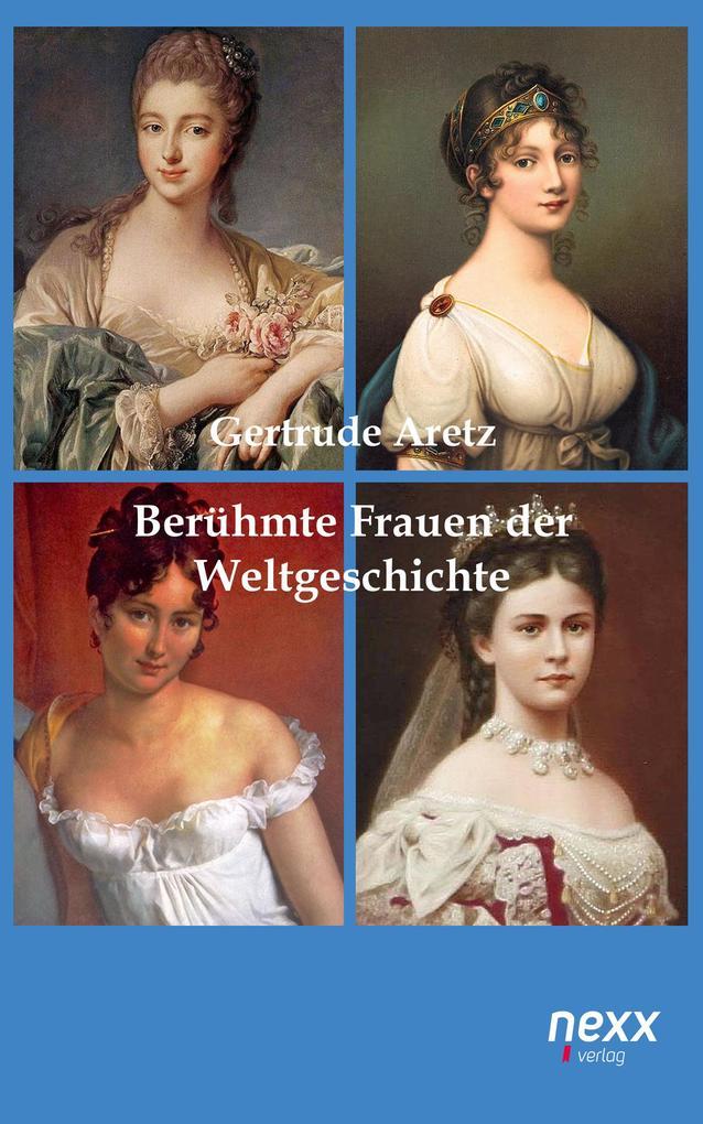 Berühmte Frauen der Weltgeschichte als eBook
