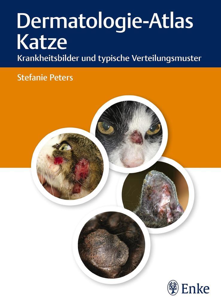 Dermatologie-Atlas Katze als eBook