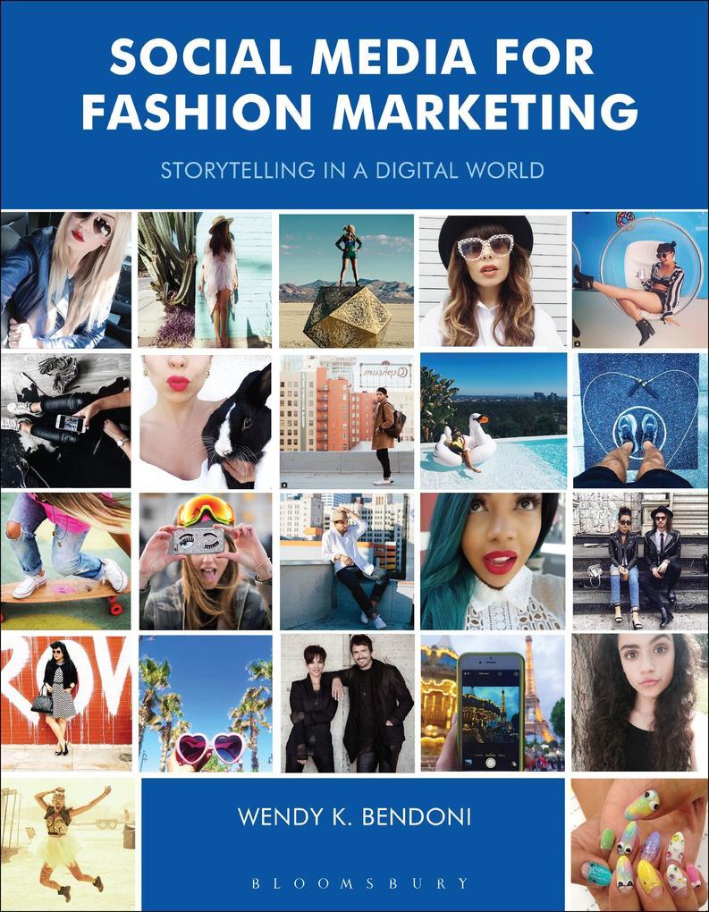 Social Media for Fashion Marketing als Taschenb...