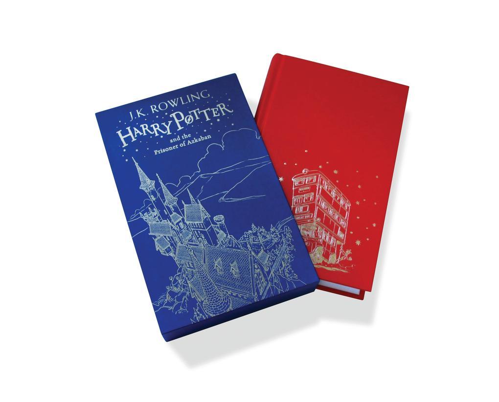 Harry Potter and the Prisoner of Azkaban als Buch von J. K. Rowling