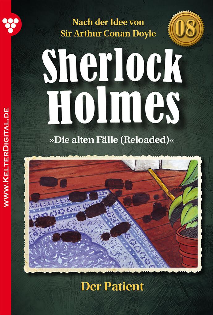 Sherlock Holmes 8 - Kriminalroman als eBook