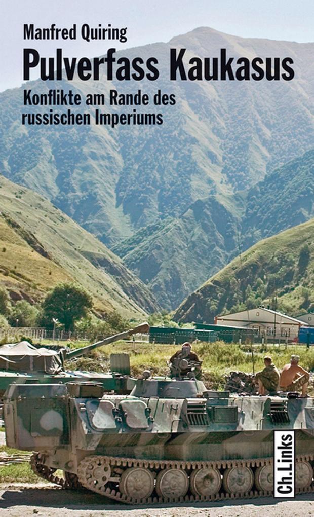Pulverfass Kaukasus als eBook