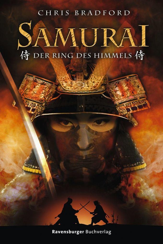 Samurai 08. Der Ring des Himmels als Taschenbuch