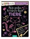 Mein großes Kritzkratz-Buch Tiere