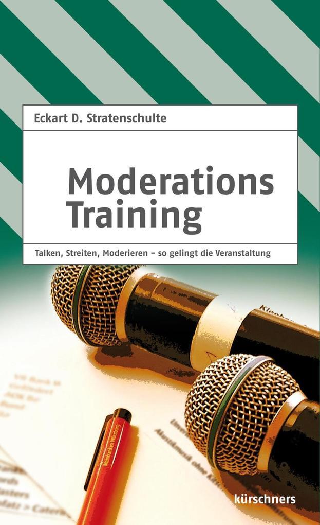 Moderationstraining als eBook