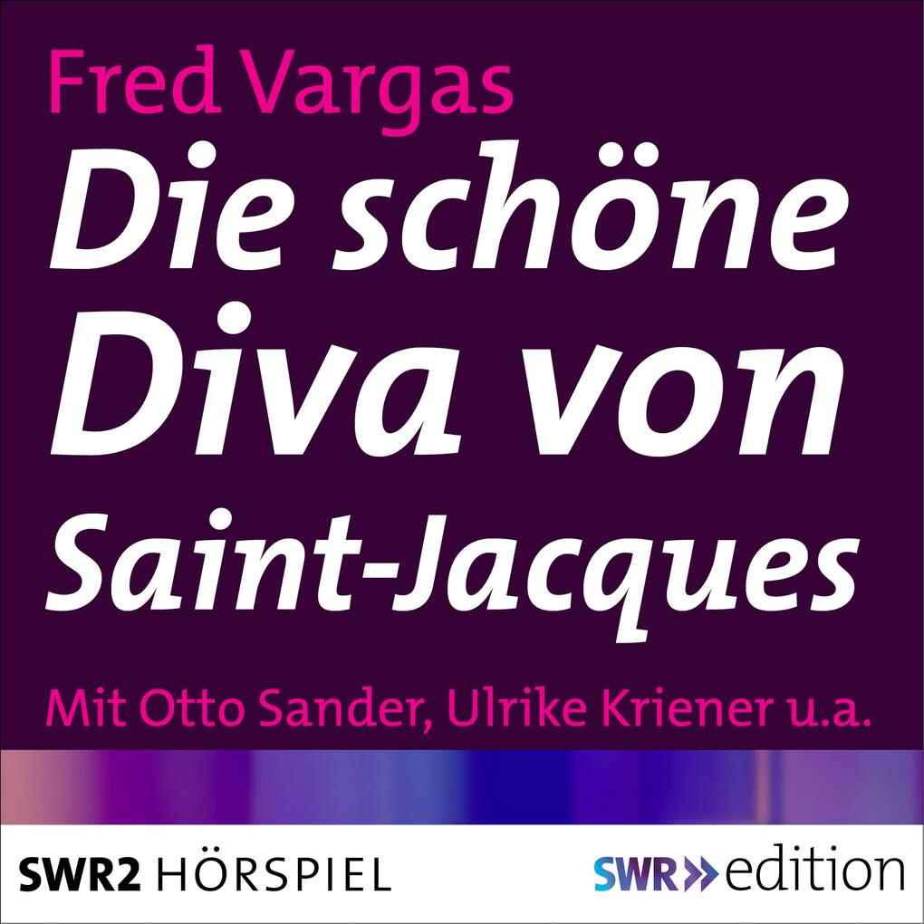 Die schöne Diva von Saint-Jacques als Hörbuch Download