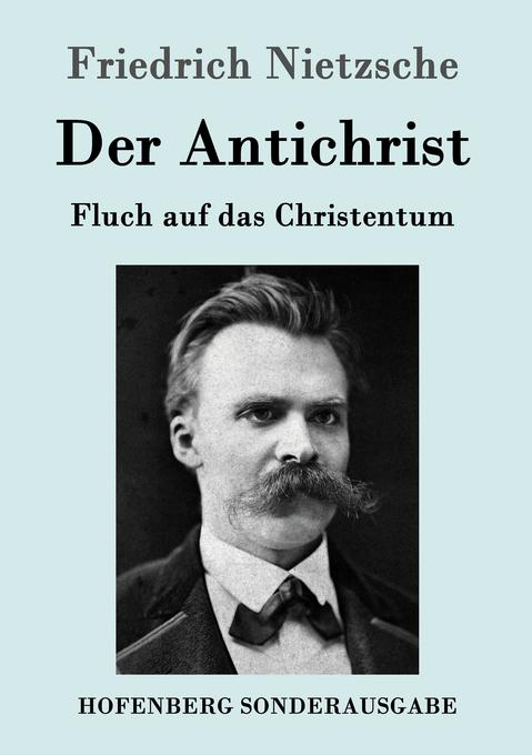 Der Antichrist als Buch
