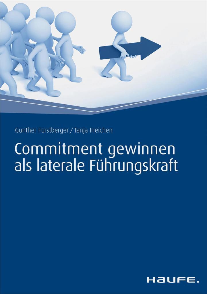 Commitment gewinnen als laterale Führungskraft als eBook