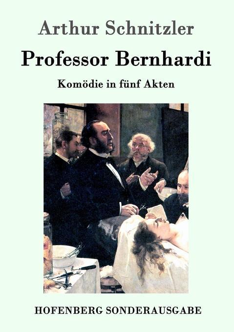 Professor Bernhardi als Buch