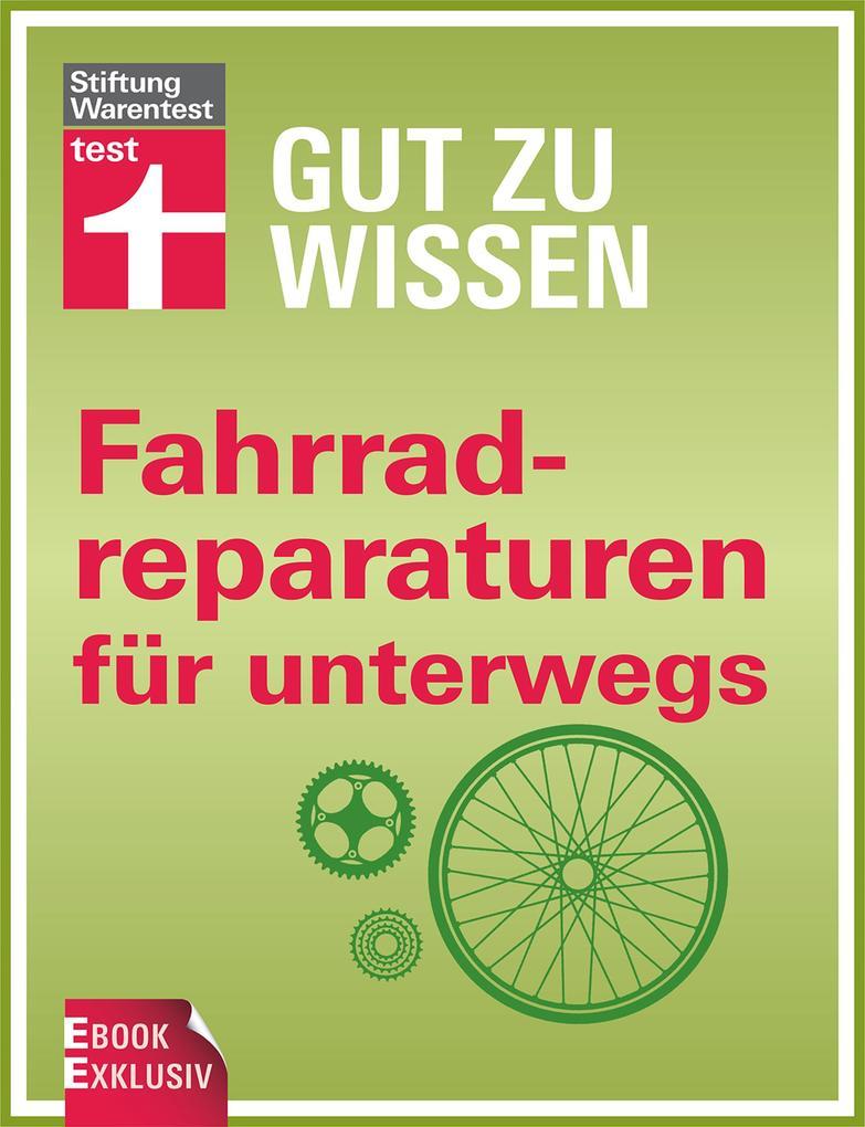 Fahrradreparaturen für unterwegs als eBook
