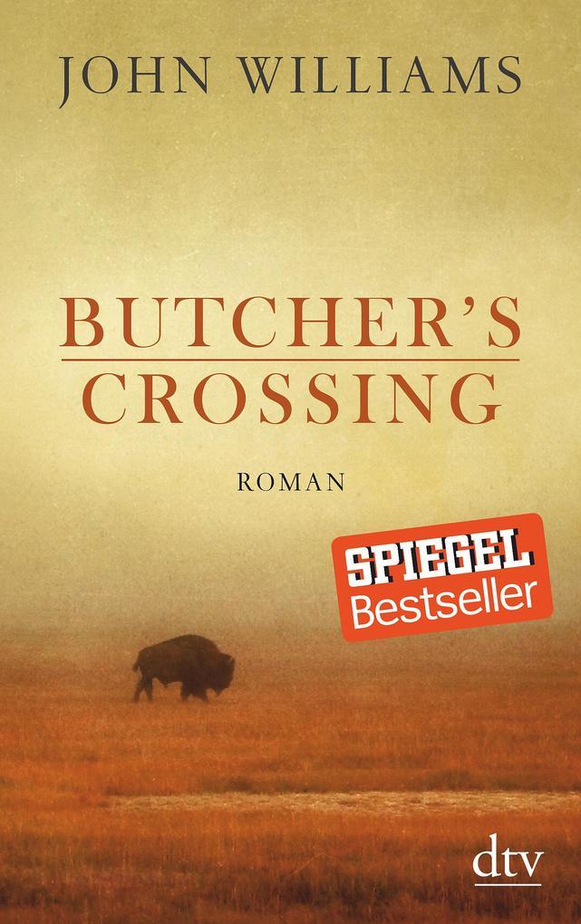 Butcher's Crossing als Taschenbuch