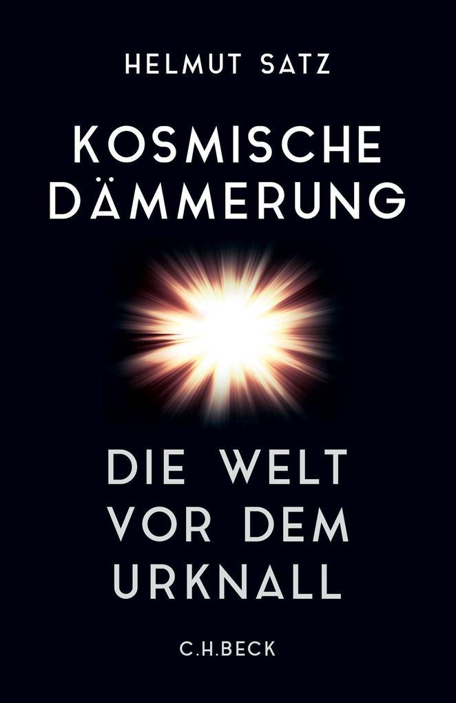 Kosmische Dämmerung als Buch