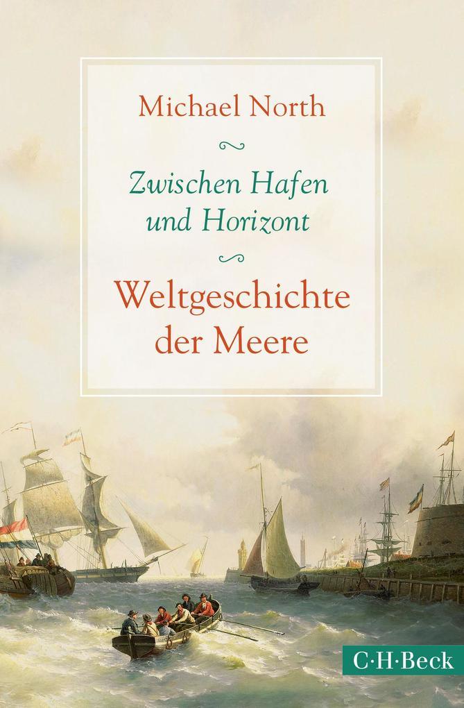 Zwischen Hafen und Horizont als Buch (gebunden)