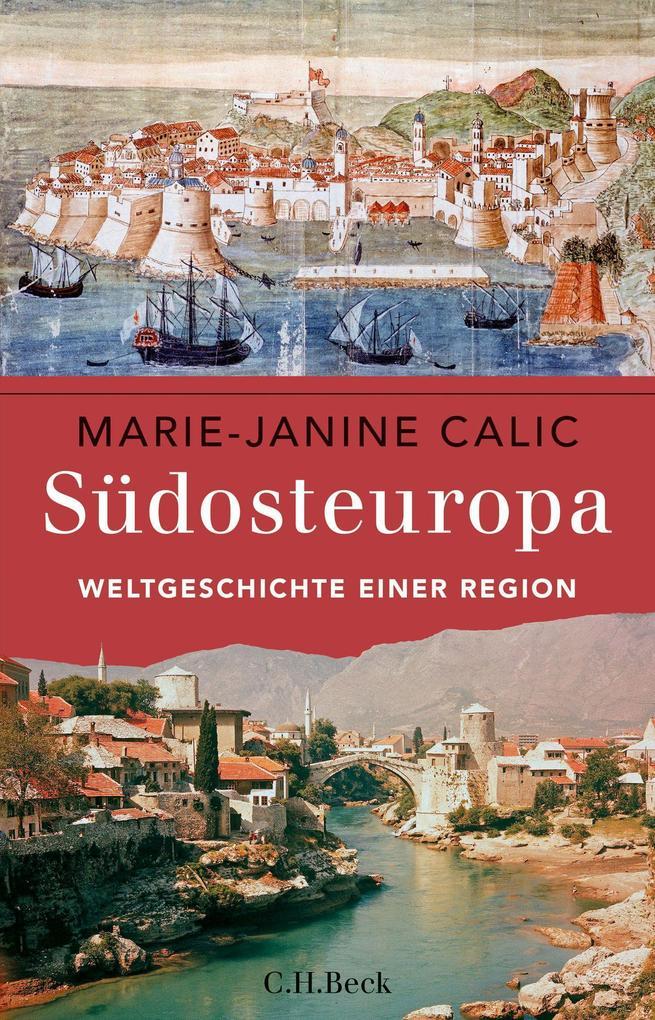 Südosteuropa als Buch