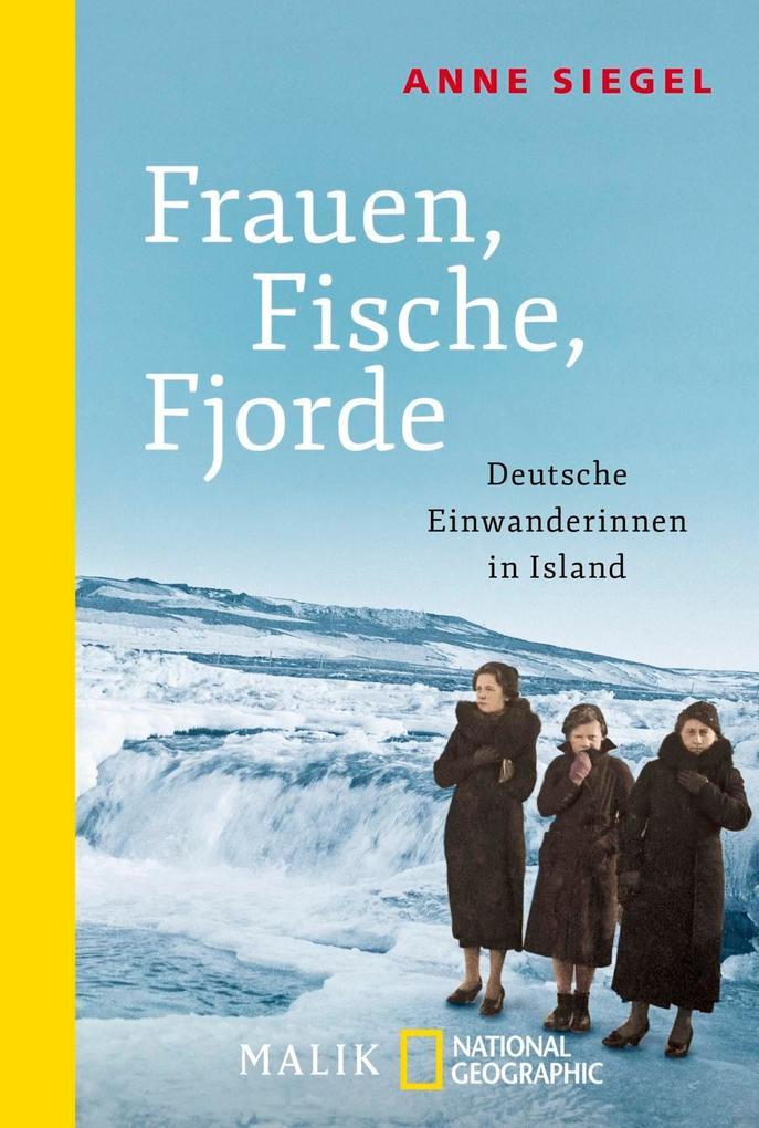 Frauen, Fische, Fjorde als Taschenbuch